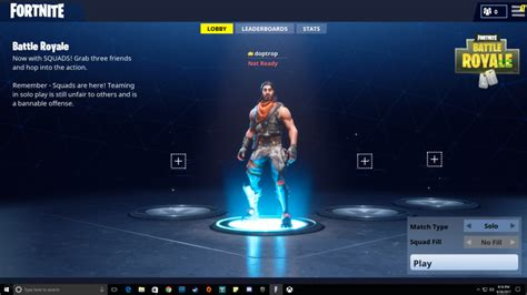 fortnite can t edit fortnite battle royale can you change your character