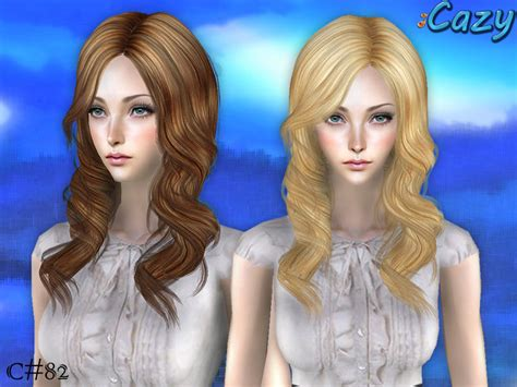 download hairstyles for sims 2 cazy s emma hair sims 2 set