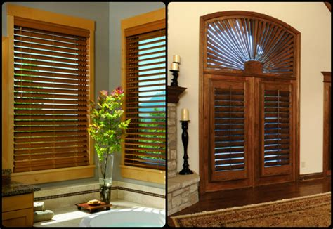 Blinds And Shutters Mixing Faux Wood Blinds And Plantation Shutters Kirtz