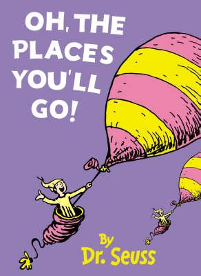 oh the places you ll go by dr seuss 9780008201487 - 000820148x Oh The Places You Ll Go
