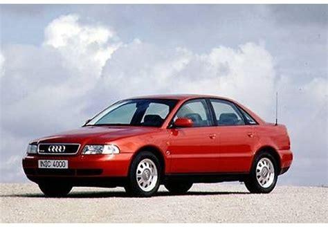 Audi A4 1999 Technische Daten by Testberichte Und Erfahrungen Audi A4 1 8 T 150 Ps