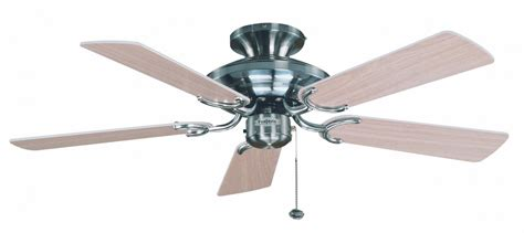 Fantasia Ceiling Fans With Lights Fantasia Mayfair 42 Stainless Steel Ceiling Fan 110866