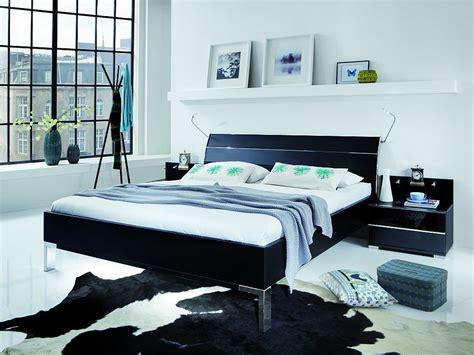 schlafzimmer shop schlafzimmer loft wesley wiemann in schwarz m 246 bel