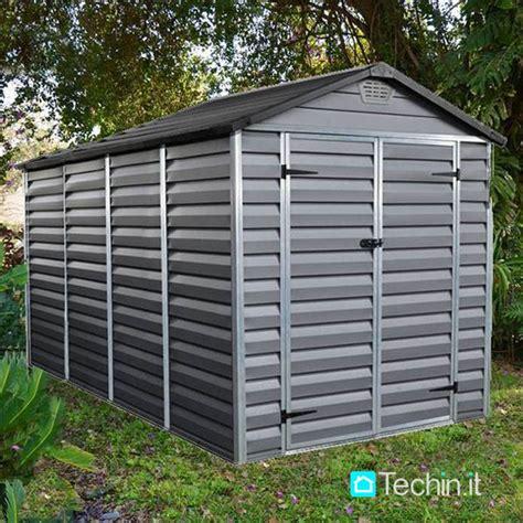 casette giardino alluminio casette giardino prezzi vendita casette alluminio casette