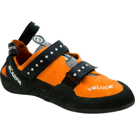 rock climbing shoes scarpa scarpa veloce climbing shoe vibram xs edge backcountry
