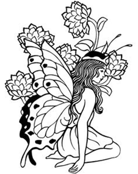fairies in bloom a flower coloring book books 1000 images about a midsummer s creative