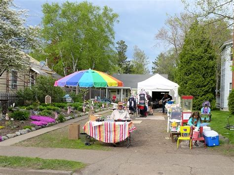 Duluth Garage Sales by Park Point Things To See And Do