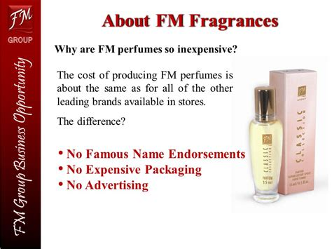Parfum Fm 43h Collection Fragrance 24 Quality Perfume fm business opportunity ppt