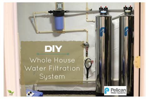 filter house music diy whole house water treatment systems diy projects