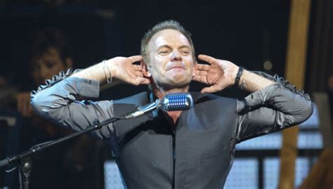 Sting Keeps The Going by Sting S Uzbekistan Sellout Useful Stooges