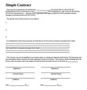 Independent Contractor Agreement Template Nz sample contractual agreement 8 documents in pdf word
