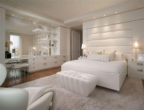 Luxury apartment white bedroom dormit 243 rio casal pinterest