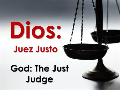 imagenes de dios justo dios juez justo youtube