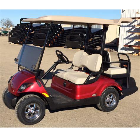 Yamaha Golf Auto by New Used Golf Cars In Stock Yamaha Golf Utility Autos Post