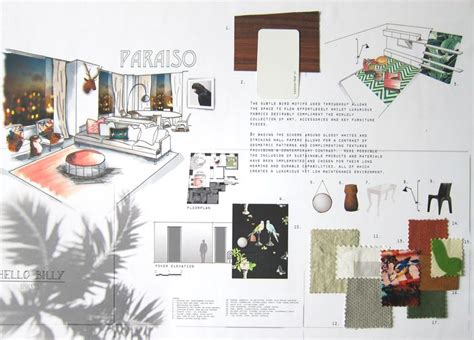 apartment design concepts ppt the penthouse presentation board re presentation