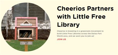 district libraries receive donation hobnob branson cheer on reading with cheerios giveaway finding zest