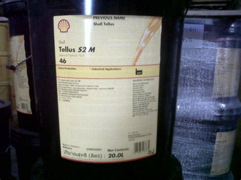 Mobil Atf 220 Pail industrial lubricants shell tellus s2 m 46 20l