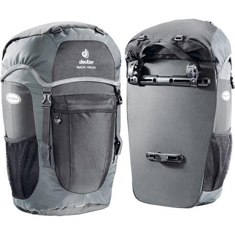 Rack Pack by Deuter Rack Pack Pannier 2950cu In Pair Backcountry