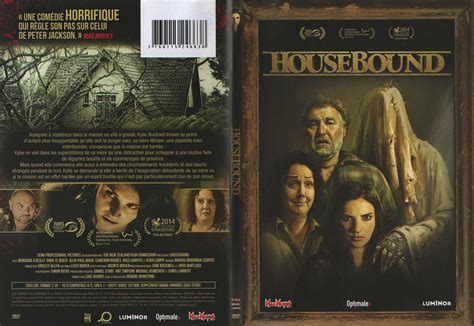house bound jaquette dvd de housebound cin 233 ma passion