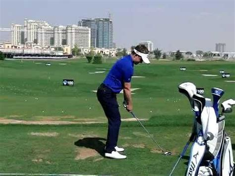 luke donald iron swing luke donald slow motion golf swing iron tl 2011 dfisio