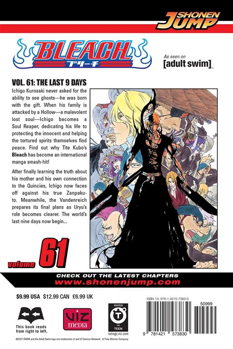 make volume 61 books vol 61 book by tite kubo official publisher