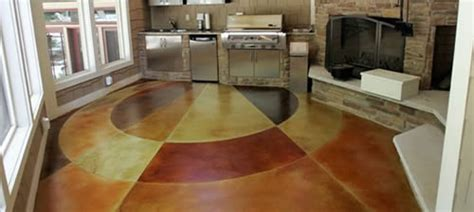 Stained Concrete   Photos, Ideas, Articles and Contractors