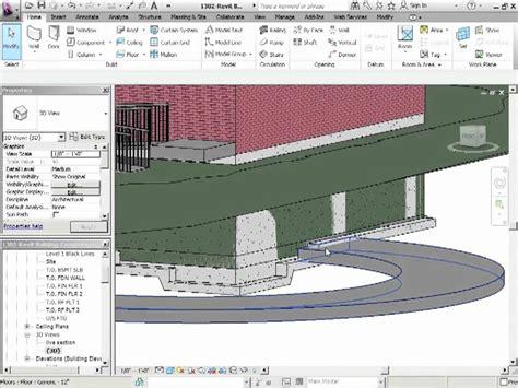 revit garage tutorial advanced revit architecture 2012 tutorial parking garage