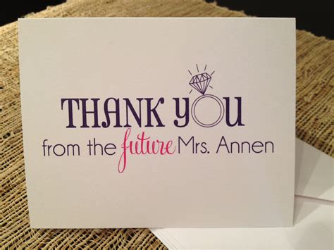 Thank You For Bridal Shower by Want So For Bridal Shower Thank You S Pinpoint