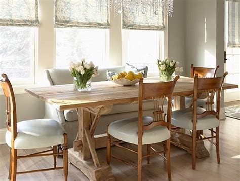 how to decorate your dining room table decorating with a country cottage theme