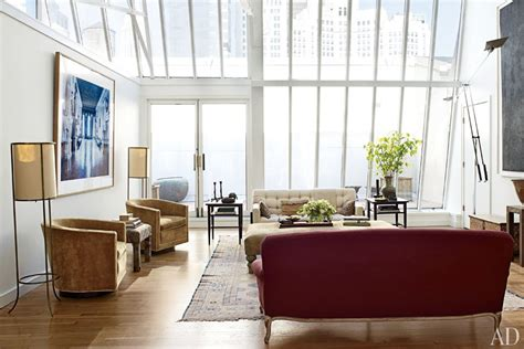 Interior Design District Nyc by A New York City Loft Decorated By Milly De Cabrol Photos