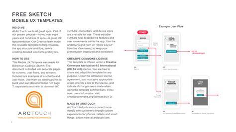 ux portfolio template choice image templates design ideas