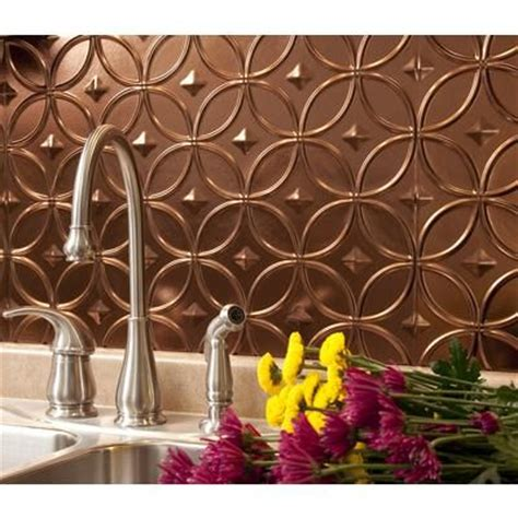 thermoplastic panels kitchen backsplash option for temporary backsplash oil rubbed bronze backsplash 18x24 decorative thermoplastic