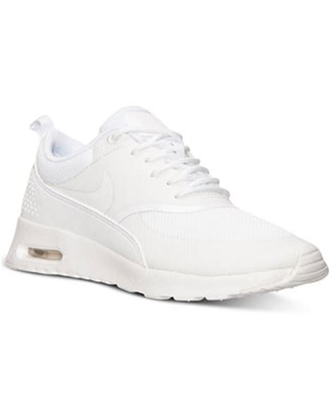 Spc 3 0 Running Shoes nike s air max thea running sneakers from finish