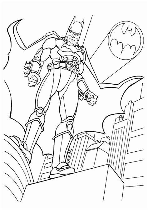 cool batman coloring pagesfree coloring pages for kids
