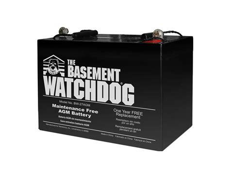 Basement Watchdog Battery Acid Frequently Asked Questions Basement Watchdog