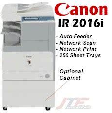 canon imagerunner 2016i copier : canon 2016i copier