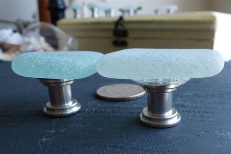 Sea Glass Drawer Pulls by Sea Glass Cabinet Knobs Drawer Pulls Drawer Pulls