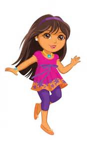 dora explorer cartoon photos