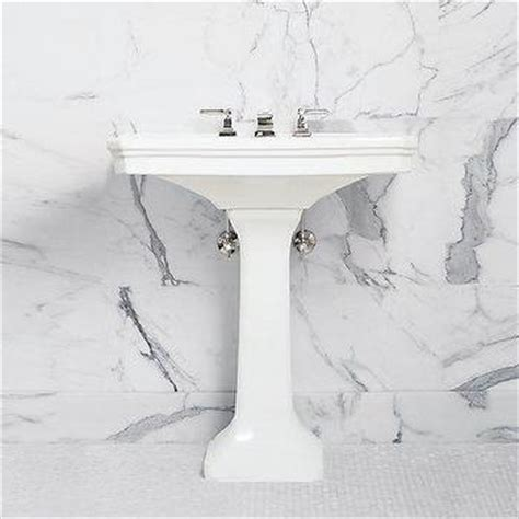 parisian pedestal sink console parisian pedestal single sink console pottery barn