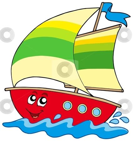 cartoon boat images boats cliparts