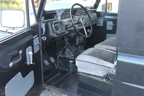 1969 nissan patrol interior 1969 nissan patrol custom for sale in pasco tri cities