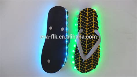 Lu Led Flip Flop 2014 new fashion and led flip flops