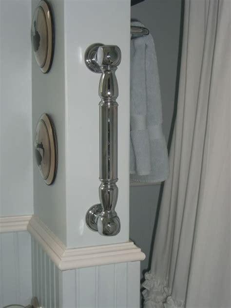 Modern Bathroom Handrails 1000 Ideas About Modern Grab Bars On Grab