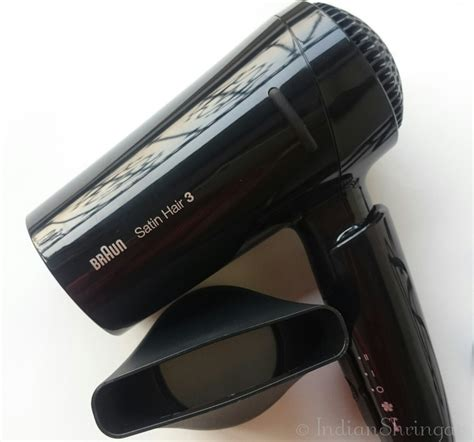 Braun Hair Dryer India braun satin hair 3 hair dryer review indian shringar