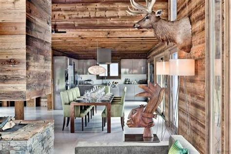 gorgeous cottage style decor ideas breathtaking views blend stunning alpine chalet
