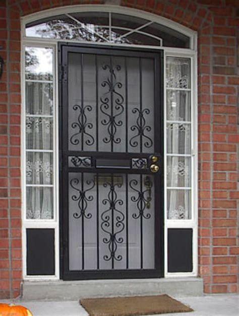 front door with mail slot security doors security door mail slot