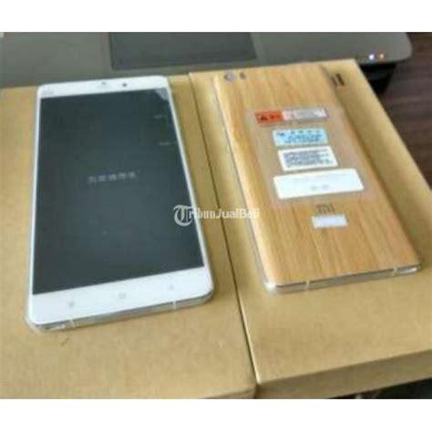 Hp Xiaomi Warna Putih xiaomi mi note bamboo ram 3gb memory 16gb 4g lte warna putih jawa tengah dijual
