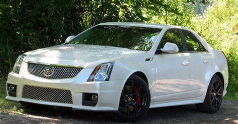 cts v sedan 2013 cadillac cts v sedan review digital trends