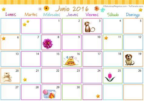 Calendario Por Mes 2016 Calendario 2016 Para Imprimir Por Meses