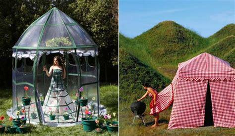 Tenda Cingkemahkadohadiah Ulang Tahunc Tent A robin lasser s dress tents core77